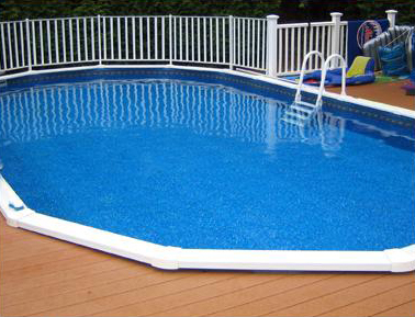 Semi Inground Pools In Nutley New Jersey