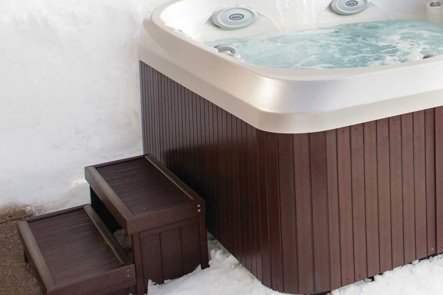 Jacuzzi Hot Tub Steps in New Jersey