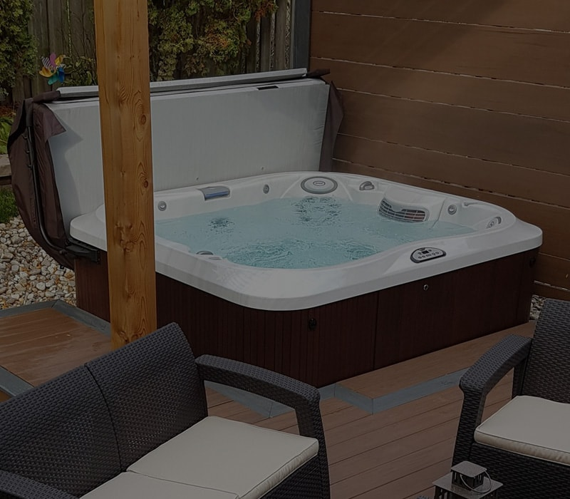 Shop Hot Tub by Size in New Jersey