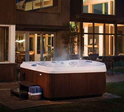 Jacuzzi Hot Tub Evening New Jersey