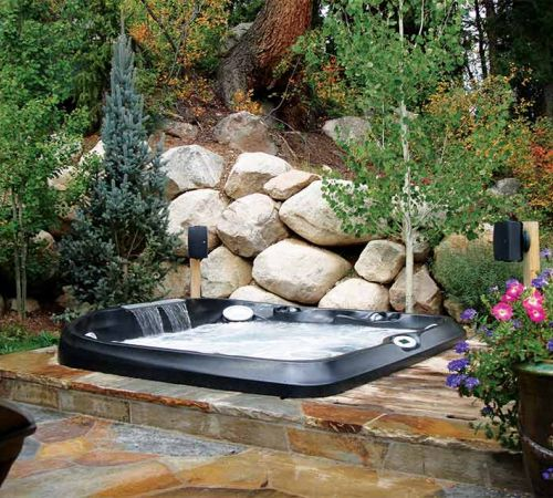 Jacuzzi Hot Tub Installation Garden New Jersey