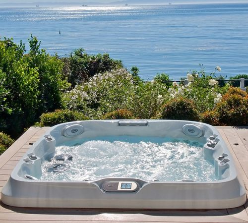 Jacuzzi Hot Tub Installation Water New Jersey
